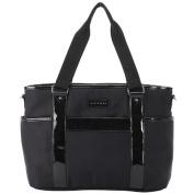 Stellakim / Stella Kim Lauren Baby Nappy Bag Black