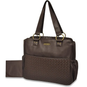 Wendy Bellissimo Woven Nappy Bag