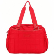 Stellakim / Stella Kim Leslie Baby Nappy Bag Red