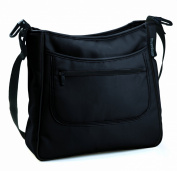 Peg-Pérego - IABO15CA-PL01 Borsa Nappy Bag - Licorice-Black Leather