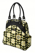 Petunia Pickle Bottom Sashay Satchel/Backpack Nappy Bag