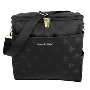 Jessica Bishop Jacquard Messenger Nappy Bag baby gift idea