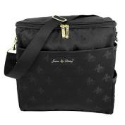 Jessica Bishop Jacquard Messenger Nappy Bag baby gift idea