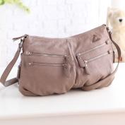 Koochu Cosmopolitan Taupe Nappy Bag