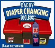 Daddy Nappy Changing Toolbox Colour