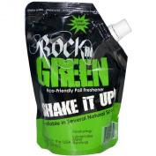 Rockin Green Shake It Up Pail Freshener