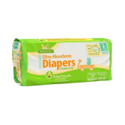 Ultra Absorbent Nappies Size 2