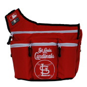 MLB Collection St. Louis Cardinals Nappy Bag