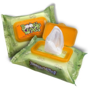 Boogie Wipes Not your Average Wipe with Added Chamomile Vitamin E and Aloe