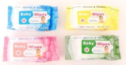 Baby Wipes 80 Count per Pack