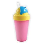 Nurtria BPA Free Flip Top Straw Cup, 270ml