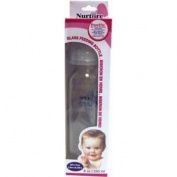 NurturePure Glass Baby Bottle