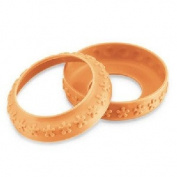 Babisil Wide-neck Heat Sensitive Protecta Bands-Orange