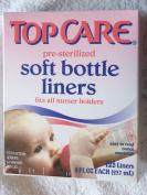 Pre-sterilised Soft Bottle 240ml Liners