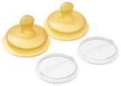 Playtex Baby Drop-Ins Orthodontic Latex Nipple