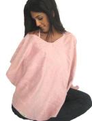 L'oved Baby Nursing Shawl Think Pink