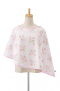 Hotslings NC-104 Little House Nursing Cover- Maiden's Bouquet Blush
