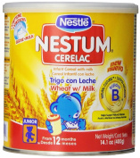 Nestle Cerealac Wheat with Milk Cereal, 420ml