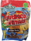 Orgran Mini Outback Animals Fun Packs Gluten Free Chocolate -- 180ml
