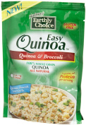 Nature's Earthly Choice Quinoa and Broccoli Pouch, 120ml