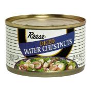 Reese Diced Waterchestnuts, 240mls
