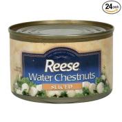 Reese Sliced Waterchestnuts, 240mls