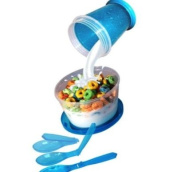 EZ-Freeze Cereal on the Go