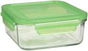 Wean Green Meal Cube 900 ml (32 oz) Baby Food Glass Container Single