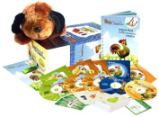 French for Kids - PetraLingua French Language Course for Children 3-10 with DVDs, CDs, Activity Book