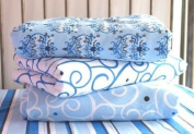 Caden Lane Luxe Collection Changing Pad Cover
