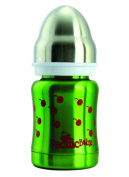Pacific Baby 4ounce 3-in-One Thermal Baby Bottle