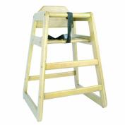 Excellante' Wooden High Chair