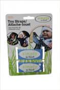 Simply on Board 2 Pack Toy Strap