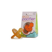 Ecopiggy Rounded Natural Pacifier