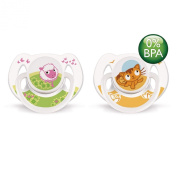 Philips Avent BPA-Free Animal Soother Pacifier - 2 Pack