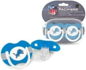 Detroit Lions Pacifiers - 2 Pack