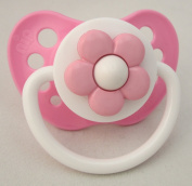 Baby Pink Daisy Pacifier (PPD)