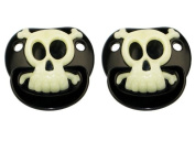 Billy Bob Pirate Pacifier, Set of 2