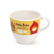 Lock & Lock Hello Bebe Storytelling Educational Design Baby Feeding Oval Mug