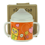 Sugarbooger Sippy Cup Hoot for 3 Months