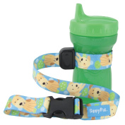 pbnj baby SippyPal baby bottle, sippycup, and accessory holder