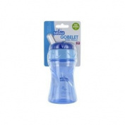Bébisol Cup with Straw 300ml - Colour : Blue