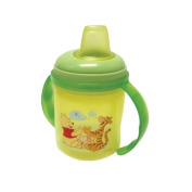 The First Years Winnie The Pooh Soft Spout Trainer Cup, 210ml