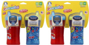 Gerber Graduates Advance Developmental Hard Spout Sippy Cup in Boy Colours, 300ml