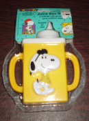 Peanuts Baby Joe Cool Snoopy & Daisy Hill Puppies Juice Box Buddy Holder