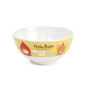 Lock & Lock Hello Bebe Storytelling Educational Design Baby Feeding Bowl, Small