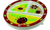 Sugar Booger Feeding Collection Divided Suction Plate