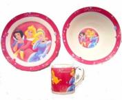 Sambro Disney Princess Breakfast Set