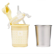 Kangovou Stainless Steel Sippy Cup