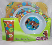 Scooby-Doo Meal Time Set